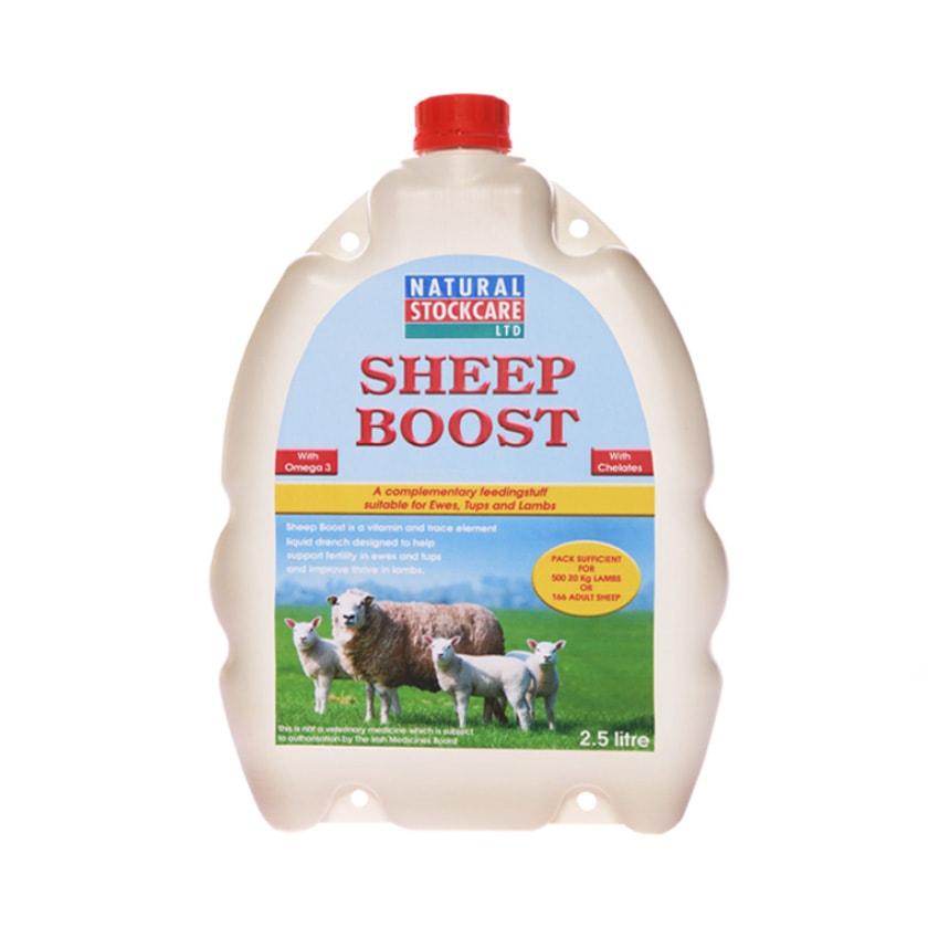 Sheep Boost Supplement