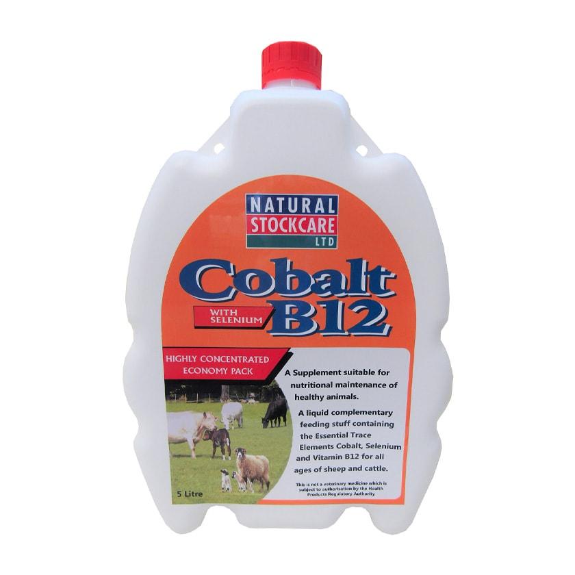 Cobalt B12 with Selenium