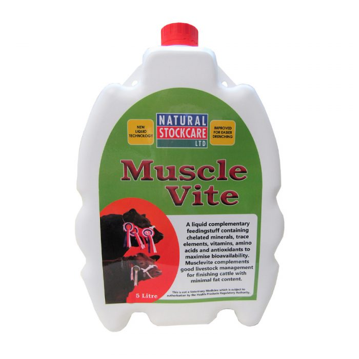 Muscle Vite All In One Oral Drench